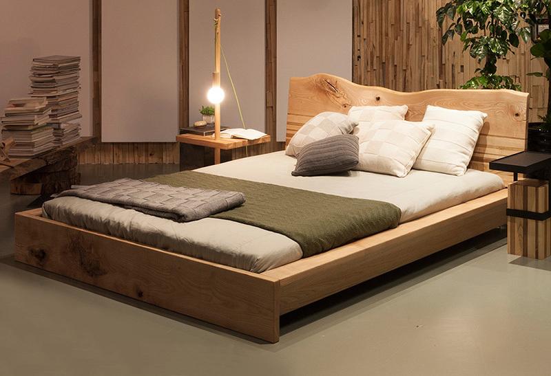 cift-kisilik-ahsap-yatak-baza-modelleri Yatak Seçimi Nasıl Yapılır
