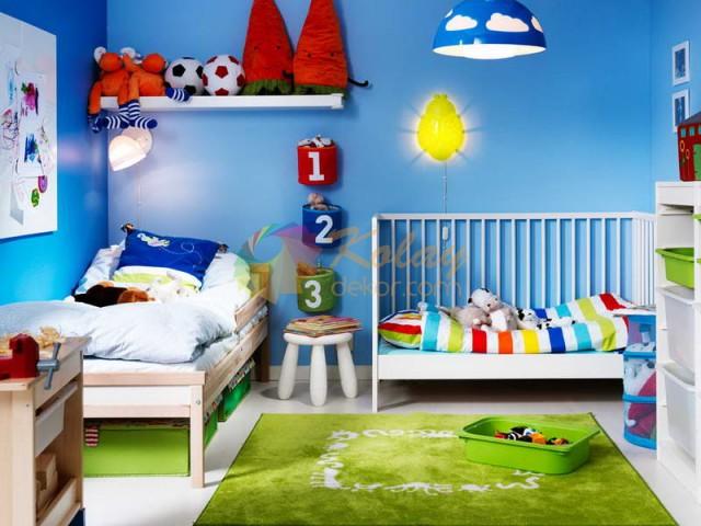 cocuk-odasi-dekorasyon-fikirleri-2016-07 Çocuk Odası Dekorasyon Fikirleri