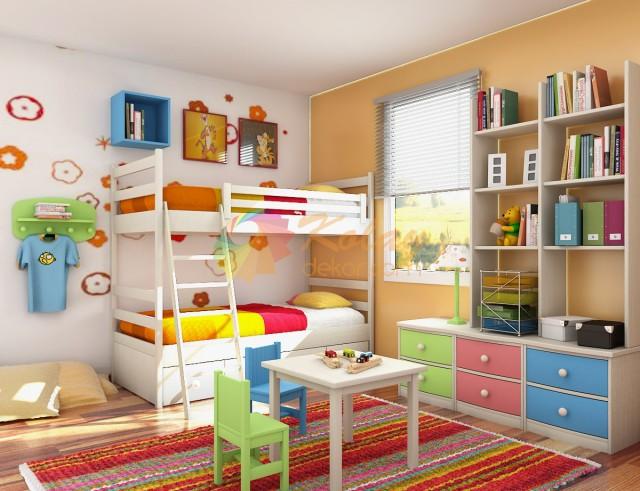 cocuk-odasi-dekorasyon-fikirleri-2016-10 Çocuk Odası Dekorasyon Fikirleri