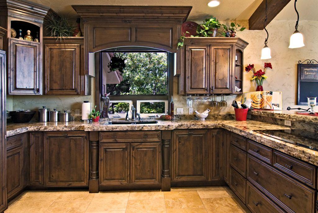 country-tarzi-mutfak-dekorasyon-modeli-1 Country Tarzı Mutfak Dekorasyonu