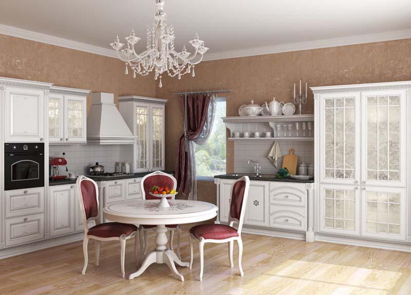 country-tarzi-mutfak-dekorasyon-modeli-11 Country Tarzı Mutfak Dekorasyonu