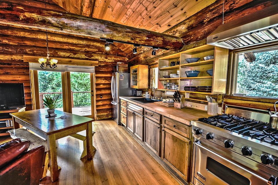 country-tarzi-mutfak-dekorasyon-modeli-15 Country Tarzı Mutfak Dekorasyonu
