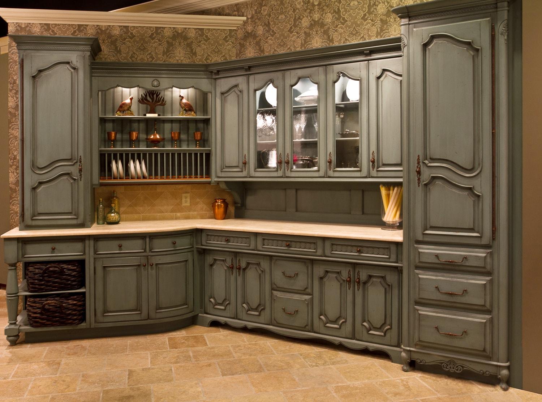 country-tarzi-mutfak-dekorasyon-modeli-21 Country Tarzı Mutfak Dekorasyonu