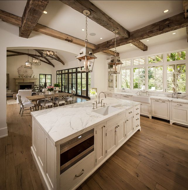 country-tarzi-mutfak-dekorasyon-modeli-3 Country Tarzı Mutfak Dekorasyonu