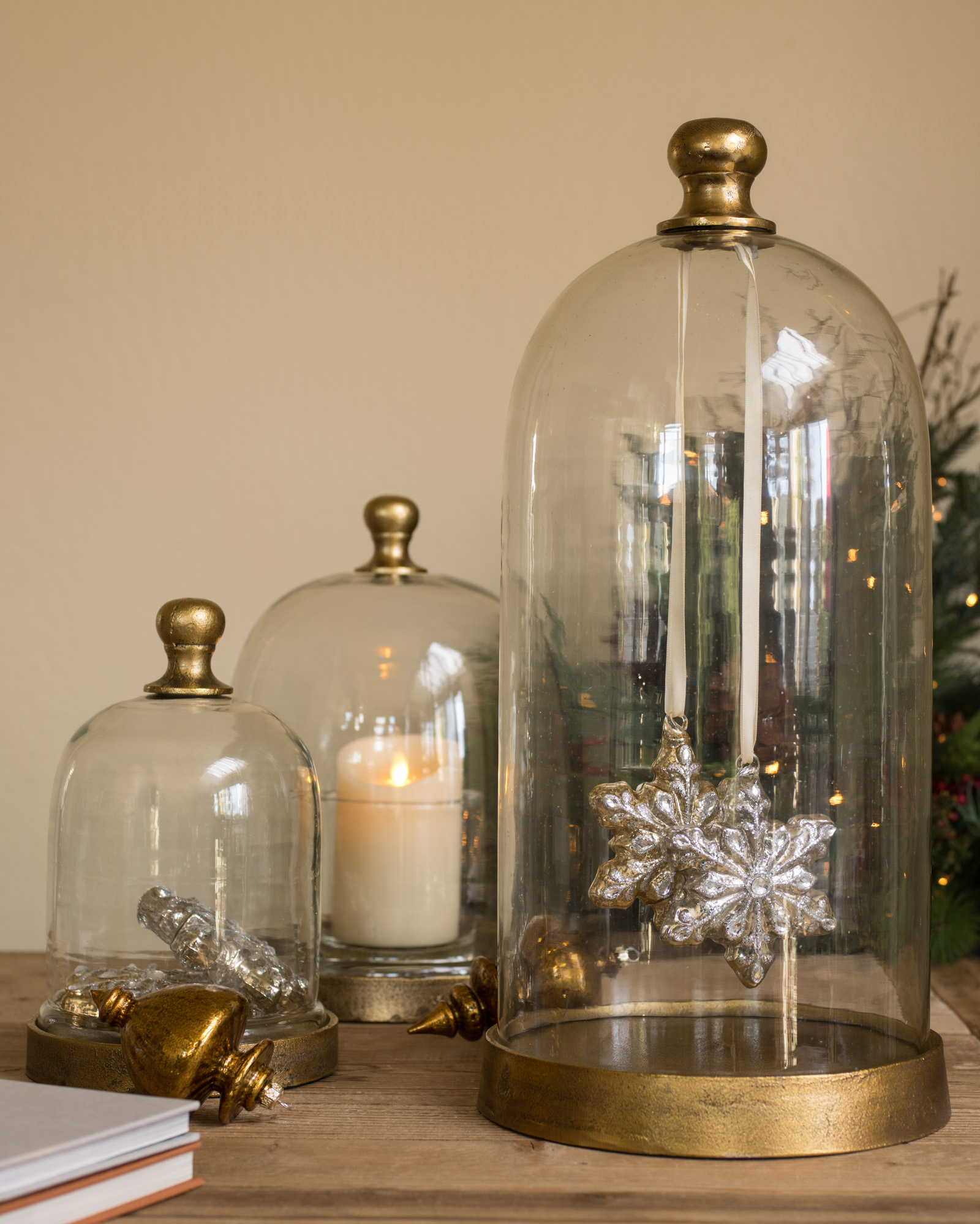 dekoratif-mumluk-cam-vazo-modelleri Eviniz İçin Dekoratif Vazo Modelleri