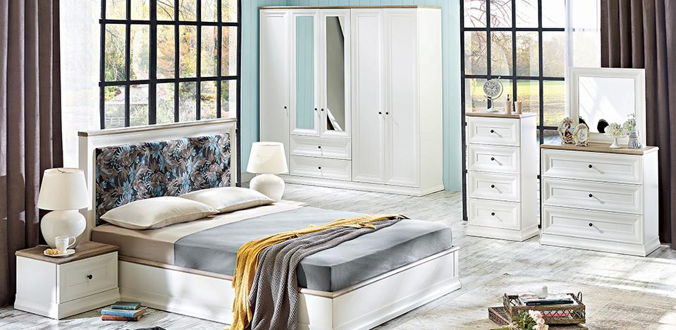 dogtas-beyaz-country-yatak-odasi-modelleri-2016-2017-yeni Doğtaş Yatak Odası Modelleri 2016 - 17