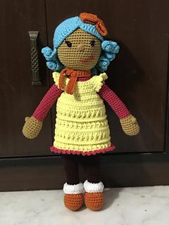 elegant-chloe-amigurumi-chloe-doll-cal-free-pattern-23 Amigurumi Chloe Doll Cal Ücretsiz Desen