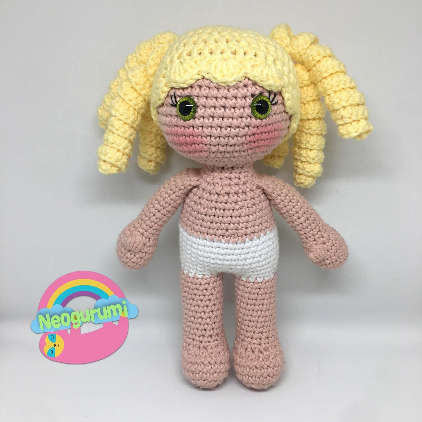 elegant-neogurumi-amigurumi-chloe-doll-cal-free-pattern-12 Amigurumi Chloe Doll Cal Ücretsiz Desen