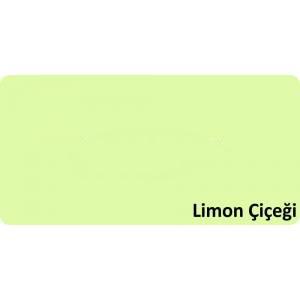 erde boya limon çiçeği rengi