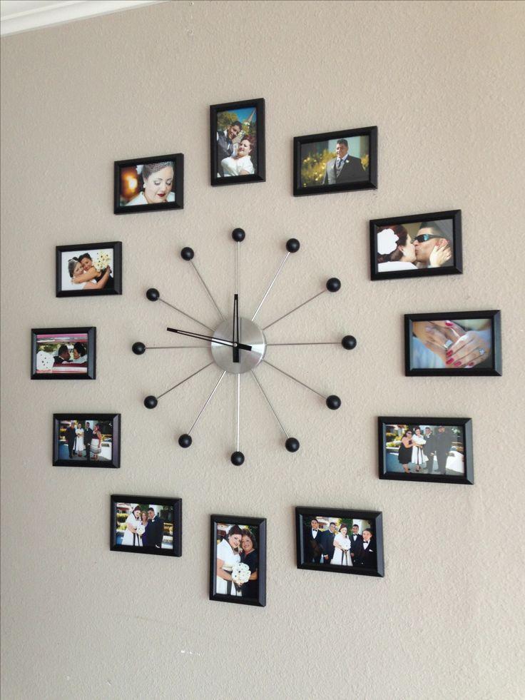 eviniz-icin-ozel-tasarim-tablolu-duvar-saatleri Duvar Saati Dekorasyonda Nasıl Kullanılır