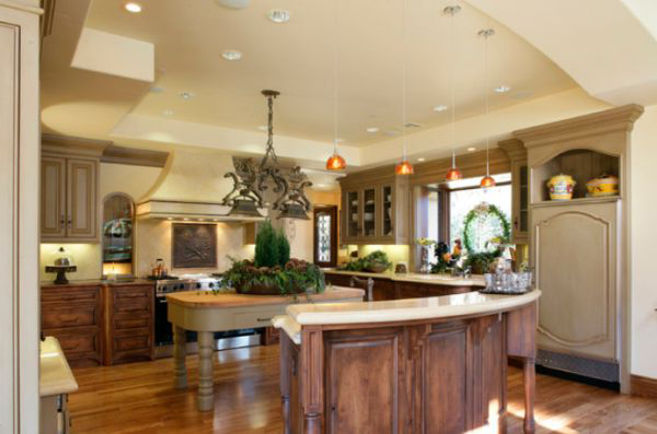 farkli-tarz-mutfak-avizeleri Modern Ev Dekorasyonunuz İçin Avize Modelleri 2018