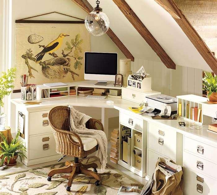 home-ofis-eşyaları Hayalinizdeki Ev Ofisini Tasarlamak