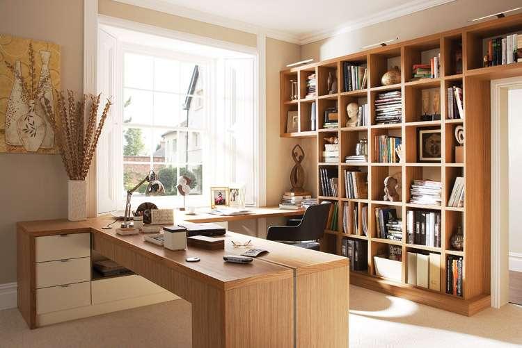 home-ofis-mobilya-modelleri Hayalinizdeki Ev Ofisini Tasarlamak