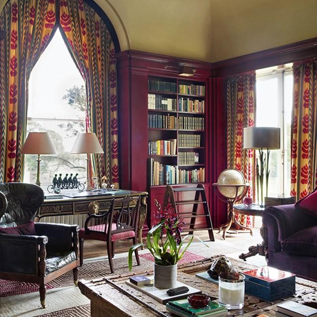 homeofis-icin-kitaplik-dekorasyonlari Dekorasyonda Kullanabileceğiniz Kitaplık Önerileri