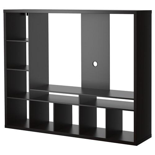 ikea-2018-tv-ünitesi-venge IKEA 2018 TV Ünitesi Modelleri