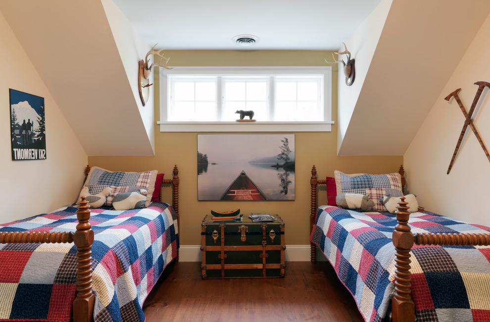 iki-erkek-kardes-odalari İki Kardeş Odası Dekorasyonu Nasıl Olmalı?