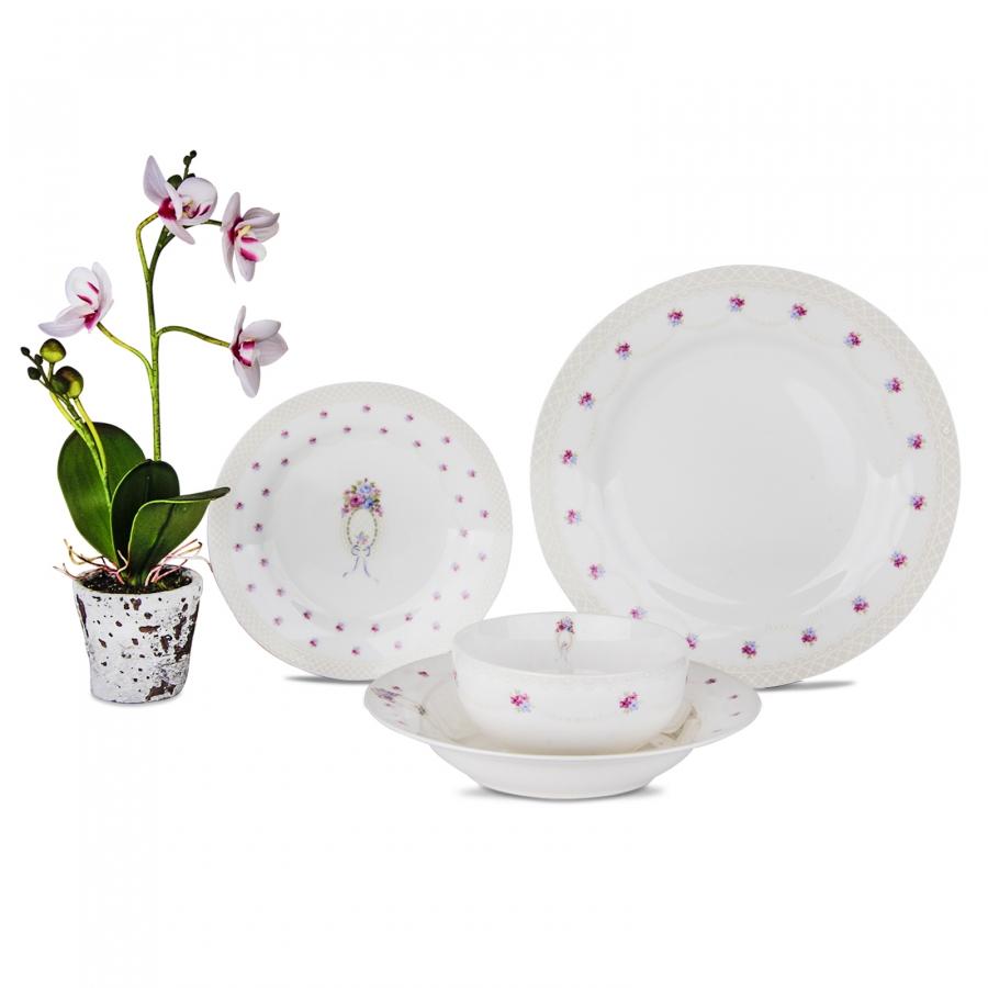 karaca-lilian-24-parca-yemek-seti-8697918361020-900 Karaca Porselen Yemek Takımı Modelleri