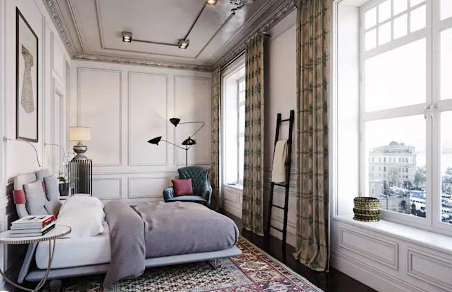 kucuk-yatak-odalari-icin-dekor-onerileri-2018 Yatak odası dekorasyon ipuçları
