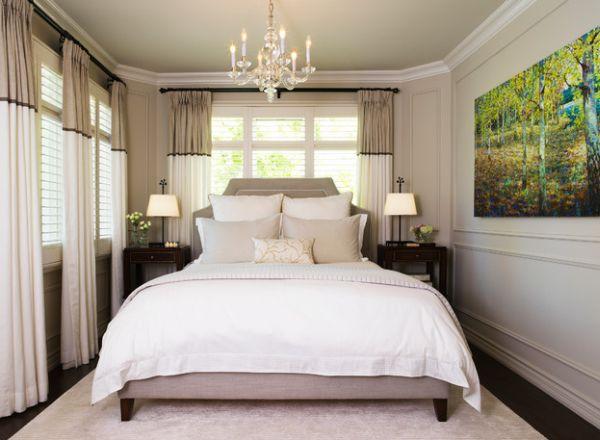 kucuk-yatak-odası-dekorasyonu-4 Yatak odası dekorasyon ipuçları