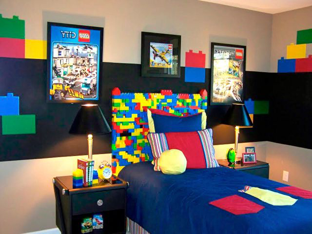 Çocuk Odalarında Sevimli Dekorasyon Fikirleri