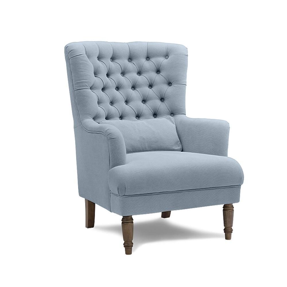 mavi kanatlı sandalye