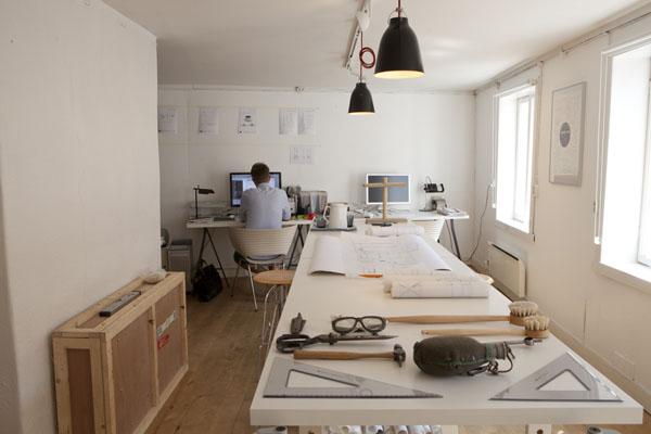 mimar-calisma-odasi-tasarimlari İlham Veren Çalışma Odaları