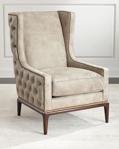 modern kanatlı sandalye