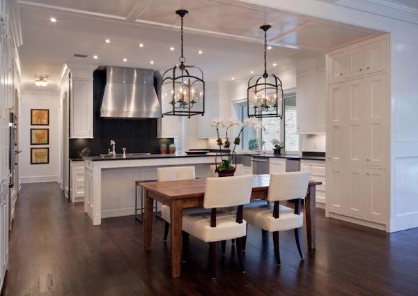 modern-mutfak-dekorasyonu-avize-cesitleri Modern Ev Dekorasyonunuz İçin Avize Modelleri 2018
