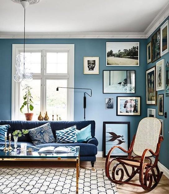 modern oturma odasi renk duzenlemeleri