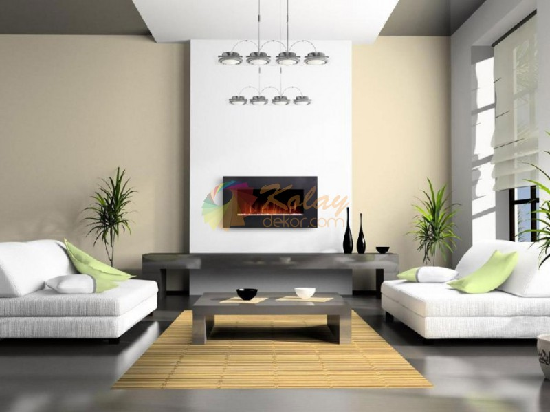 modern-somine-modelleri-kolay-dekor-30 Modern Şömine Modelleri
