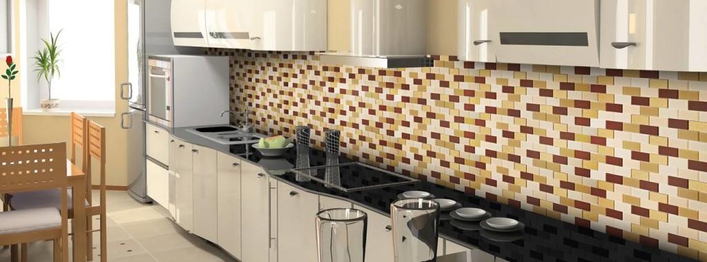 mutfak-seramik-modelleri-tezgah-arası-fayans-modelleri Mutfak tezgah arası cam mozaik modelleri
