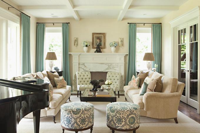 oturma odası dekorasyon renkleri