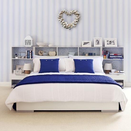 renk-uyumlu-yatak-odasi-dekorlari Dekorasyonda Renk Kullanımı