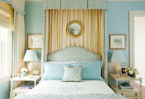 renkli-yatak-odasi Yatak odası dekorasyon ipuçları