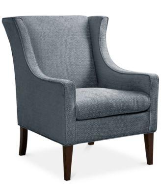 salon modern kanatlı sandalye