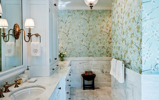 suya dayanıklı banyo duvar kağıdı (12)