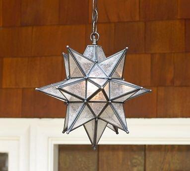 yıldız-balkon-lamba-tasarımı Balkon Lamba Modelleri