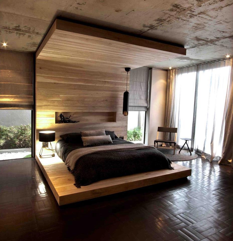Yaratıcı ve Farklı 25 Yatak Odası