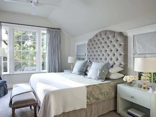 yatak-odasi-dekorasyon-modeli Yatak odası dekorasyon ipuçları