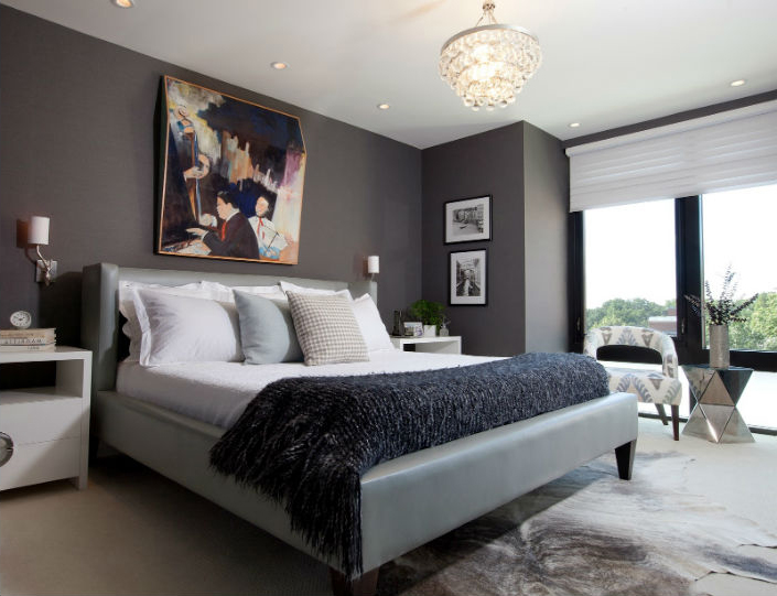 yatak-odasi-kristal-avize-modelleri Modern Ev Dekorasyonunuz İçin Avize Modelleri 2018