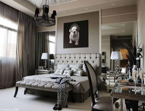 yatak-odasi-siyah-avize-modelleri Modern Ev Dekorasyonunuz İçin Avize Modelleri 2018