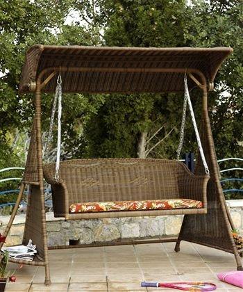 zambak salıncak bellona bahçe koltukları