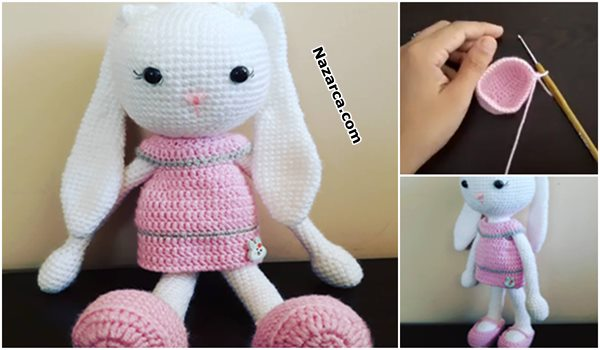 Beautiful  En iyi Amigurumi Tığ işi Bebek Bebek Modelleri