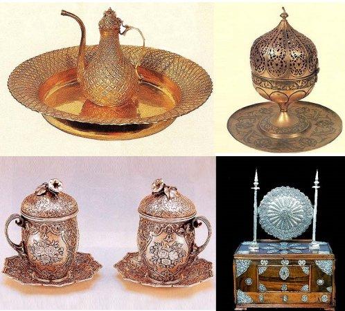 Osmanlı-Stili-Aksesuar-Modelleri Osmanlı Stili Aksesuar Dekor Ürünleri