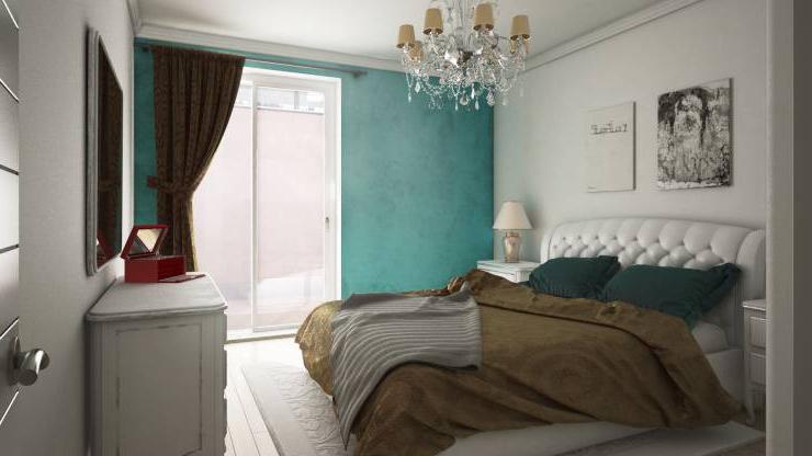 yatak-odasi-dekorasyonlari-2016-2017 İlham Verici Yatak Odası Dekorasyonları
